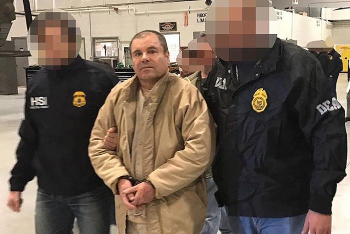 """Le baron de la drogue """"El Chapo"""" veut attaquer Netflix"""