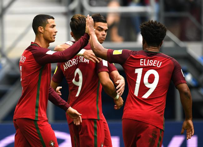 Coupe des Confédérations : le Portugal qualifié, la Russie éliminée !
