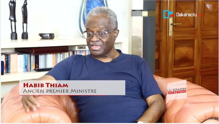 NÉCROLOGIE : Décès de l'ancien Premier ministre, Habib Thiam.