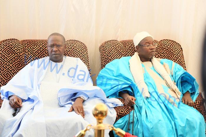 Les images de la célébration  de l'Aïd-El-Fitr  à la Mosquée Massalikoul Djinane
