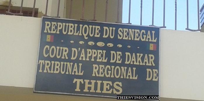 THIÈS : A. A. Ndiaye inculpé pour dénonciation d'un attentat terrorisme imaginaire