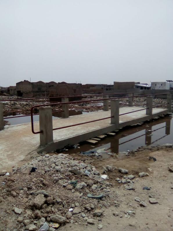 KAOLACK - Trois ponts pour relier Kahone à Dialègne-Est, Médina-Mbaba, Kanda Fodé Bayo