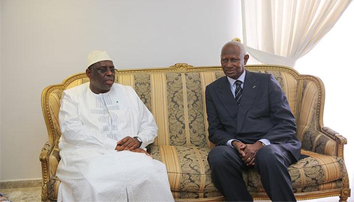 Décès D'Habib Thiam : Macky Sall a présenté ses condoléances à Abdou Diouf