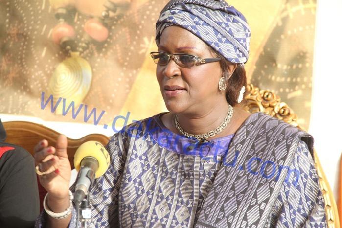 Législatives 2017 : Le clin d'œil du Pr Amsatou Sow Sidibé à la famille de Serigne Ibrahima Mbacké Khadimou Rassoul…