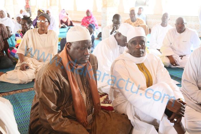 Les images de la 2ème édition de la journée de prières au cimetière musulman de Yoff organisée par Mohamed Samb