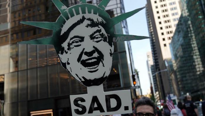 ETATS-UNIS : Plusieurs marches ce dimanche pour demander la destitution de Trump