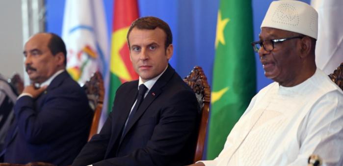 Macron appelle le G5 Sahel à prouver son efficacité
