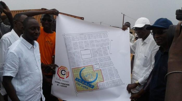 HABITAT : Le groupe Cofia Immo livre un lot de 133 parcelles à la coopérative d'habitat de Bolloré africa logistic qui se dit être satisfaite