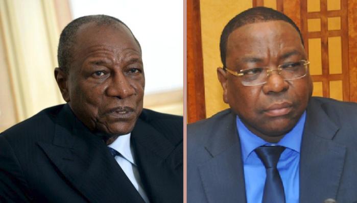 Sommet de l'Union africaine à Addis Abeba : Echanges de propos aigre doux entre Mankeur Ndiaye et Alpha Condé