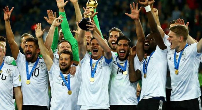 Classement FIFA : L'Allemagne prend le pouvoir