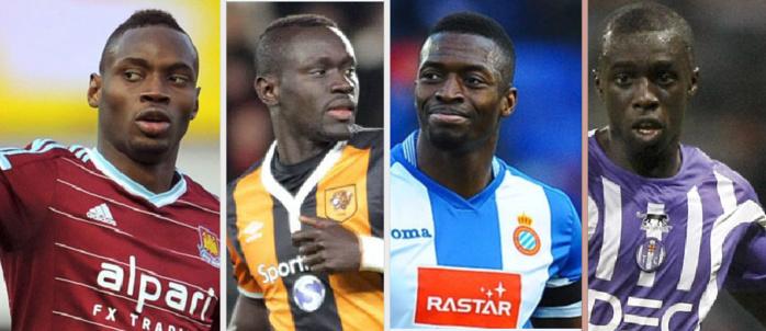 Ces Sénégalais qui ne semblent plus faire l'affaire en club