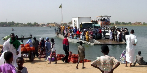 Coopération Sénégal/Mauritanie : Le pont de Rosso sera réalisé en Janvier 2018 pour un financement de 57 milliards Cfa avec un délai d'exécution de 40 mois sur le grand bras du fleuve Sénégal