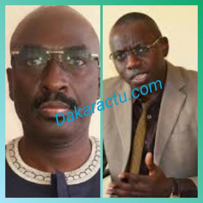 LÉGISLATIVES 2017 - Limogés pour avoir grogné contre Macky, Ansoumana Danfa et Maguette Ngom battront (quand même) campagne pour Bby