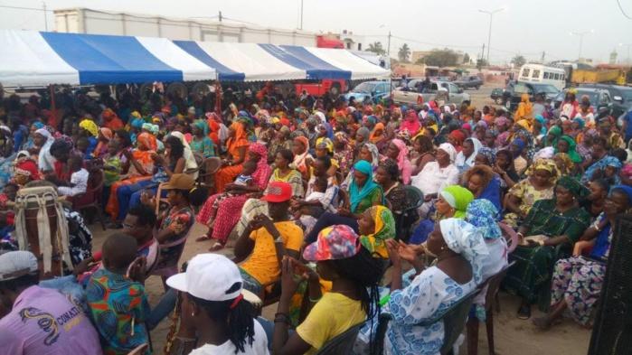 Législatives 2017/Rufisque : « Nous avons décidé d'aller tous ensemble, pour offrir au chef de l'Etat une majorité écrasante au soir du 30 Juillet » ( Homère SECK)