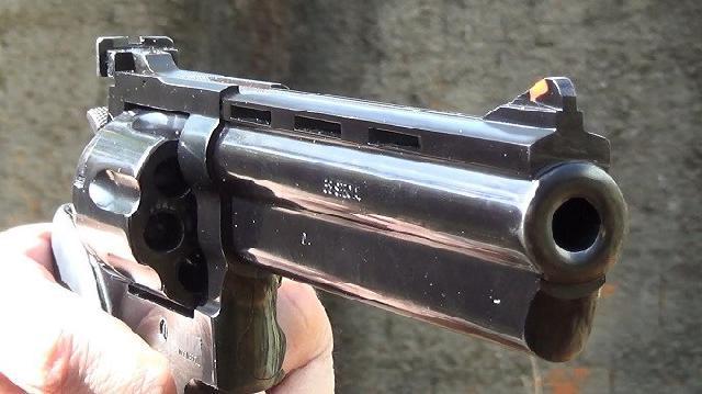 Floride : Il s'assoit sur son arme et se tire une balle dans le pénis