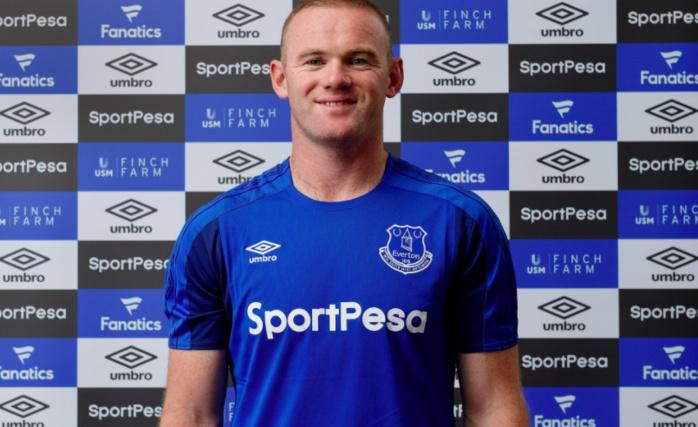 Officiel : Wayne Rooney revient à Everton