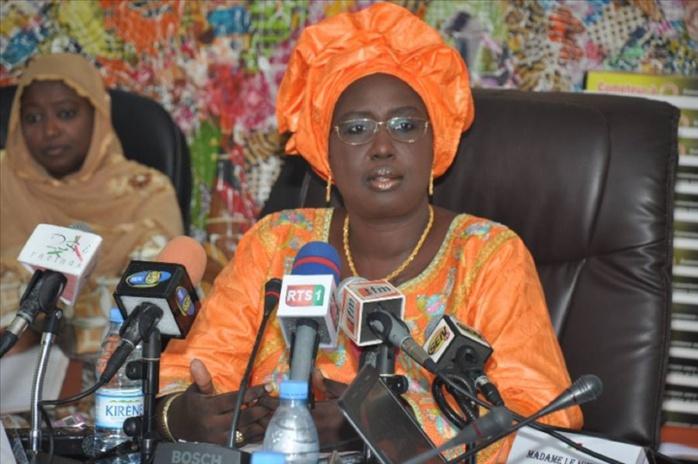 Maïmouna Ndoye Seck sur l'arrivée de Wade : « L'avion sera autorisé à atterrir »
