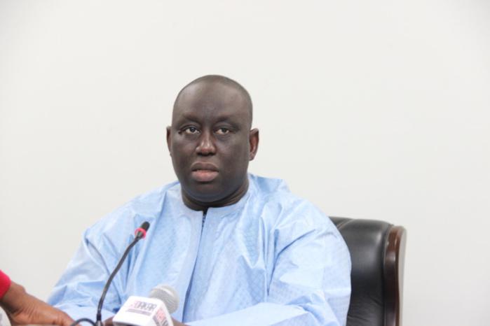GUÉDIAWAYE : Aliou Sall tacle Gakou et néglige Abdoulaye Wade