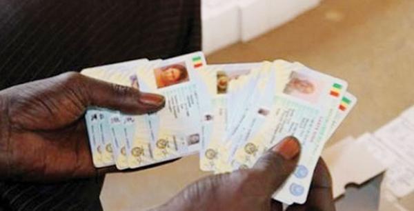 KOLDA : Le Préfet souligne des lenteurs dans le retrait des cartes d'identité biométriques
