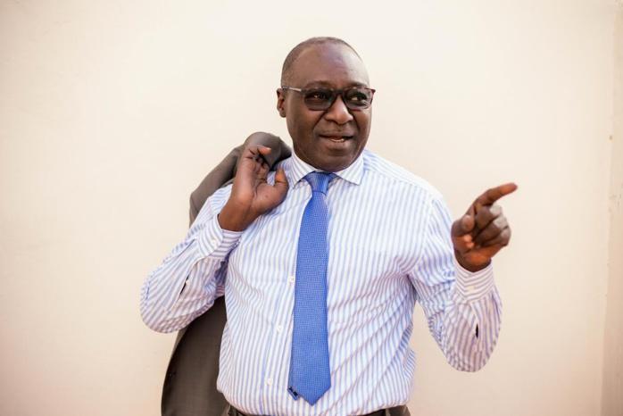 """HABIB NDAO (DG OQSF) : """" Wade n'est intéressé que par son fils qu'il veut faire amnistier '"""