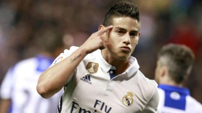 Officiel : James Rodriguez signe au Bayern Munich