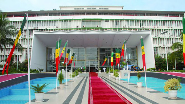 Assemblée nationale du Sénégal : mode d'emploi