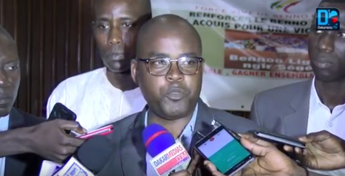ABDOULAYE GALLO DIAO, COORDINATEUR DES FORCES VIVES DE BBY : « La coalition Manko Taxawu Senegaal est un complot entre Idrissa Seck et Khalifa Sall »