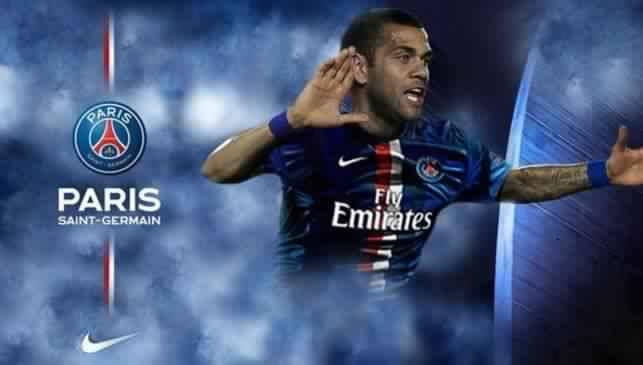 Officiel : Dani Alves arrive au PSG !