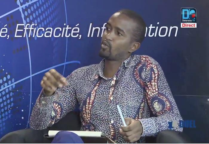 """Boubacar Bertrand Baldé (Mankoo Taxawu Sénégal) : """"Le PSE est superficiel"""""""