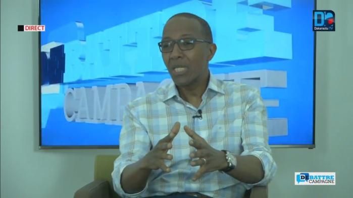 """"""" Les députés de Joyyanti ne seront pas des députés du Président de la République """" (Abdoul Mbaye)"""
