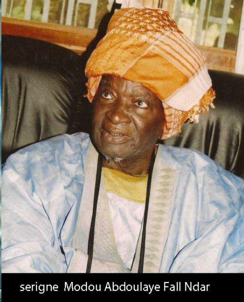NÉCROLOGIE - Serigne Modou Abdoulaye Fall Ndar a tiré sa révérence