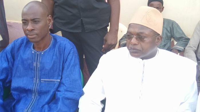 Le ministre Oumar Guèye décroche Adama Diouf, tête de file de Rewmi à Tivaouane Peul Niague