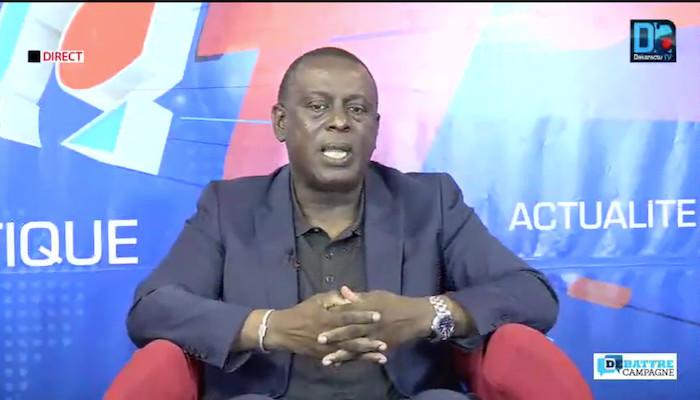 """Cheikh Tidiane Gadio : """"C'est irrespectueux de faire entrer un votant dans l'isoloir avec seulement 5 bulletins"""""""
