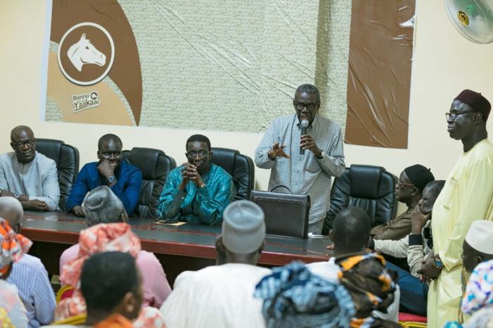 Législatives : Cheikh Bakhoum veut remporter la bataille de Grand-Yoff