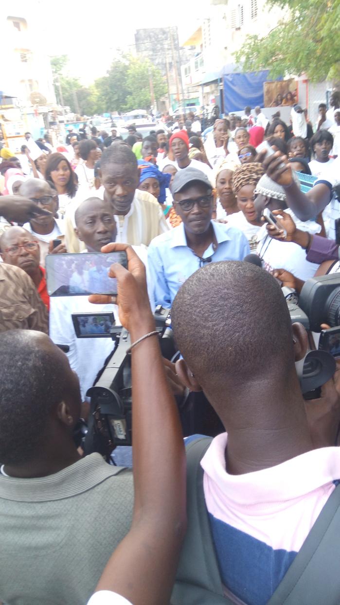 MÉDINA : « Benno » minimise Bamba Fall et entend changer de stratégie dans les prochains jours