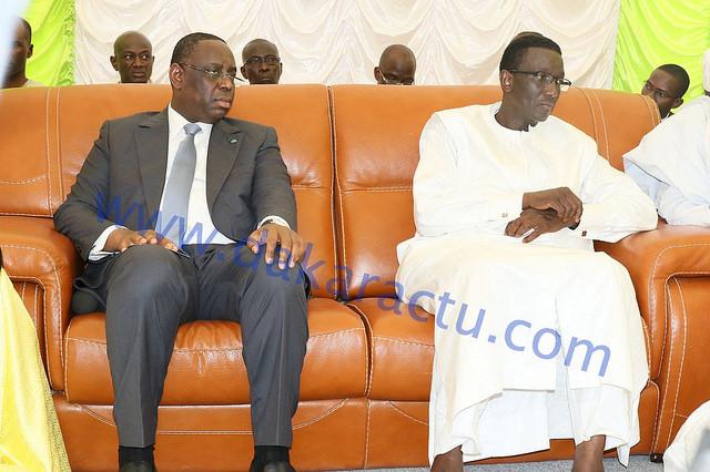 AMADOU BA, TÊTE DE LISTE BBY/DAKAR : « Je ne fais pas de calcul sur mon avenir politique, j'ai le devoir de soutenir Macky Sall »
