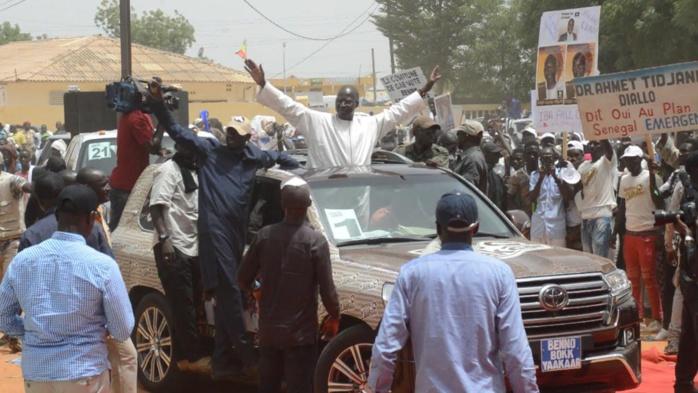 CONTRIBUTION / Voter Bby : Une nécessité pour le Sénégal  (Abdou Lahad Fall, Cojer nationale)