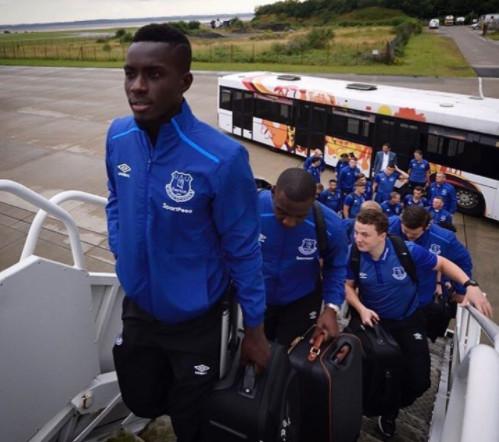Europa League : Gana Guèye et Everton connaissent leur adversaire