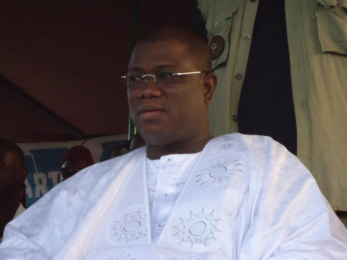 """Abdoulaye Baldé à Saint-Louis : """" Au lieu de donner de l'argent aux pêcheurs, il faut leur permettre de pêcher """""""