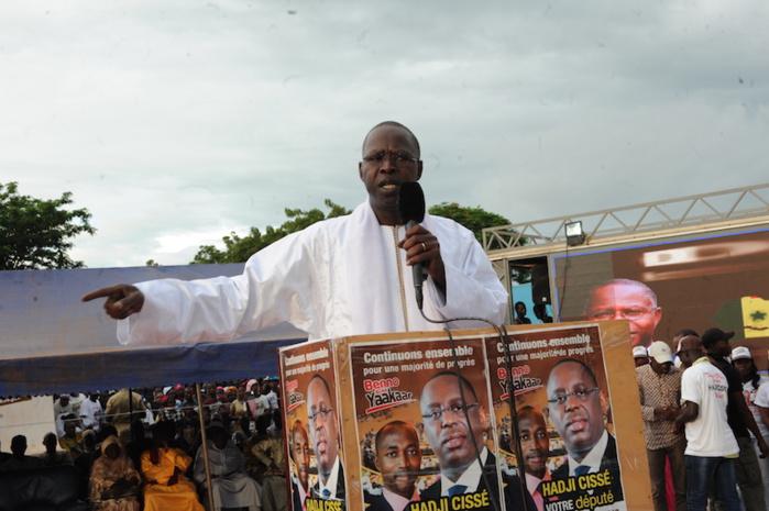 Législatives 2017 : Le Pm liste les clés de l'émergence de Kédougou
