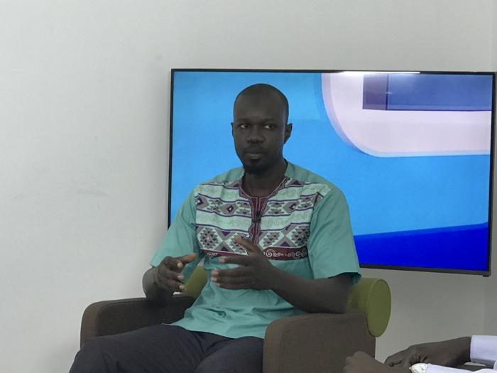 """""""Si j'avais accepté la proposition de l'Etat, je serais DG en ce moment où je vous parle"""" (Ousmane Sonko)"""