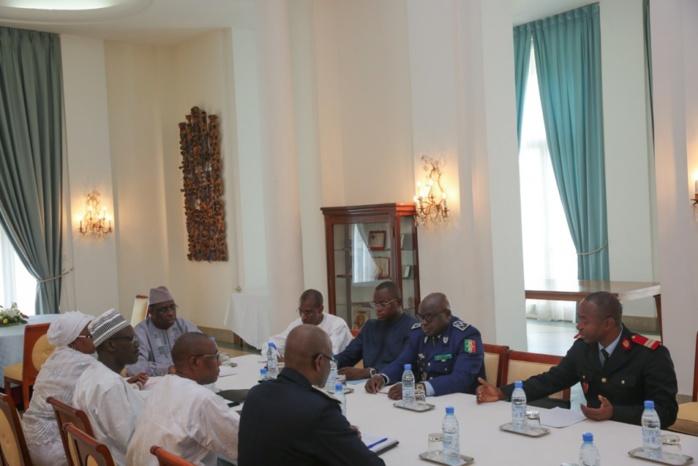PALAIS : Macky Sall convoque une réunion spéciale sur le drame du stade Demba Diop