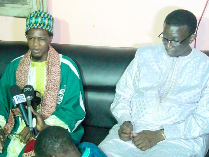 Neuvième jour de campagne : Amadou Bâ courtise la communauté catholique des Parcelles Assainies et décroche le soutien d'un marabout Niassène