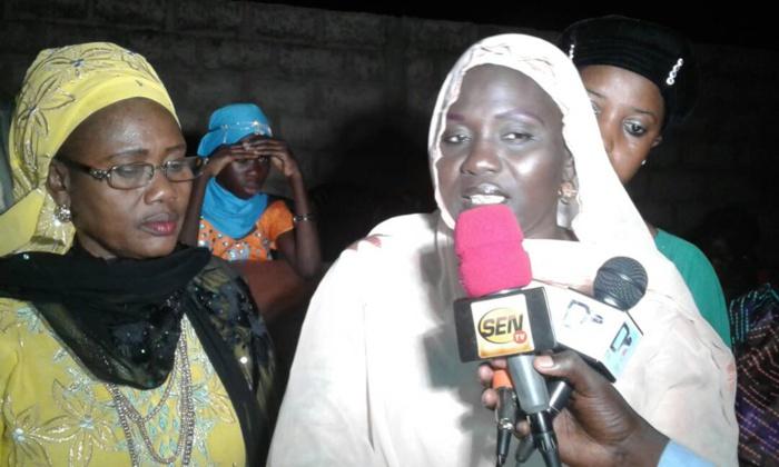 TOUBA - Sokhna Adji Seck ( petite fille du Khalife) lâche Wade et accuse de traîtrise la tête de liste départementale