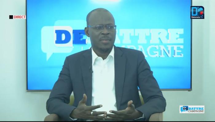 """Cheikh Bamba Dièye  (Fsd/Bj) : """" Le TER est une escroquerie financière et politique"""""""