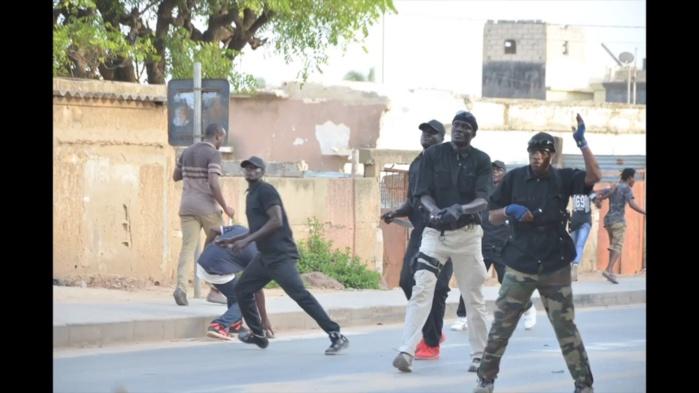 Rufisque  : Violents affrontements entre militants de Mankoo et Benno