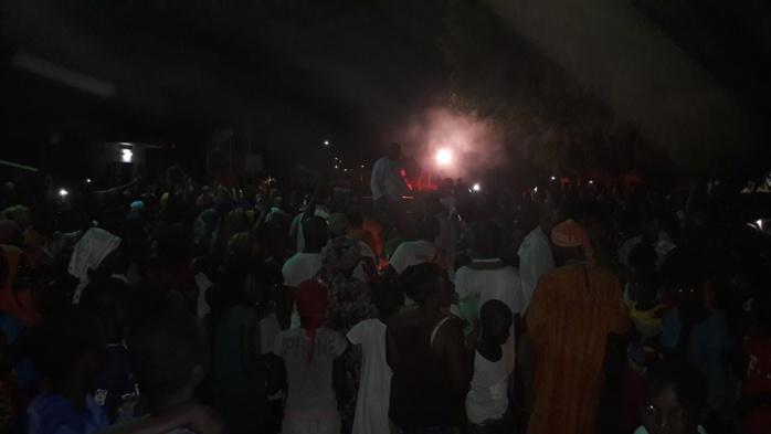 Législatives 2017 : Idrissa Seck et Mankoo Taxawu Senegaal accueillis chaleureusement à Keur Moussa.