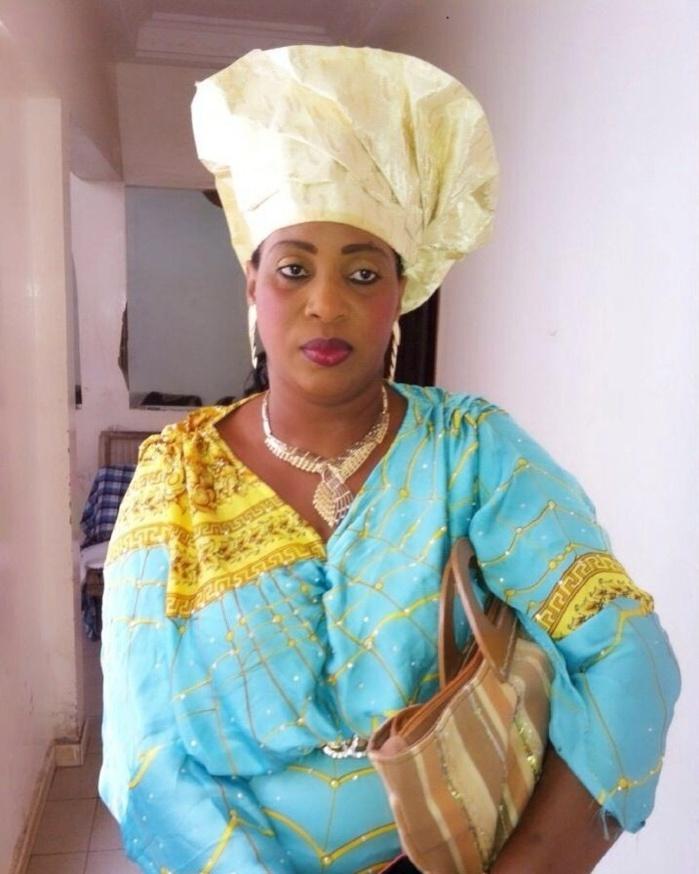 """Maïmouna Diallo (ex présidente nationale des femmes d'ACT) : """" Pourquoi j'ai quitté ACT... Je demande au président Macky de sanctionner sévèrement les leaders fauteurs de troubles dans la coalition """""""