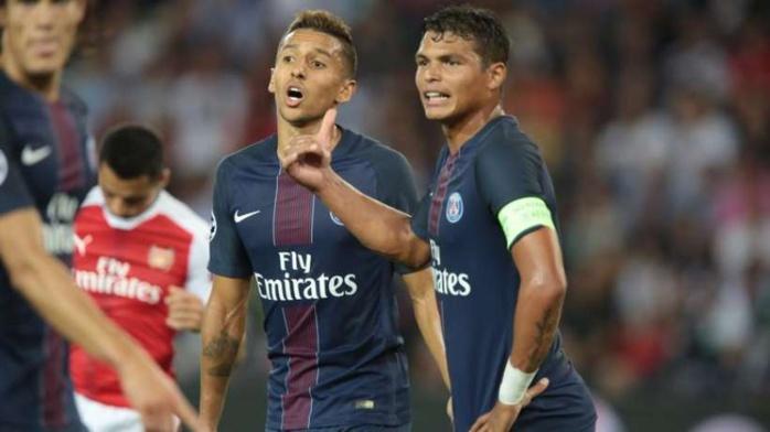 Les Brésiliens du PSG répondent à la rumeur Neymar