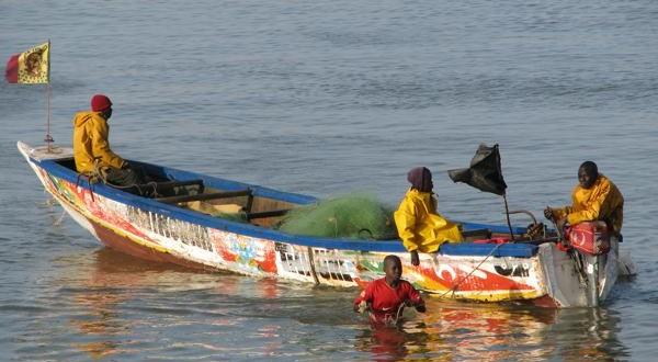 GUINÉE-BISSAU : Sept pirogues sénégalaises arraisonnées pour pêche illégale